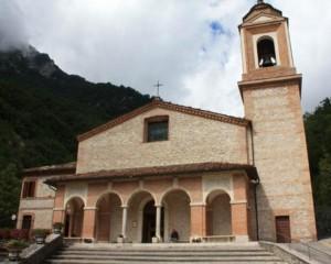 Mapei per il restauro del Santuario dell'Ambro a Montefortino