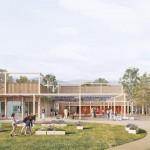 Innovativa scuola a L'Aquila, sicura ed efficiente