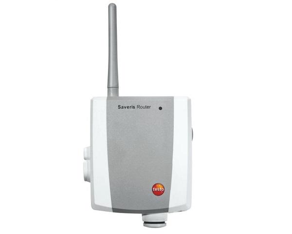 Sistema di monitoraggio delle misure testo Saveris