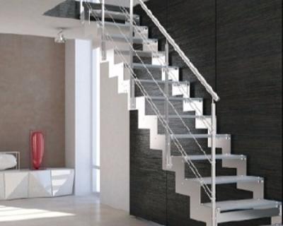 Come realizzare scale interne - Alzata scale interne ...