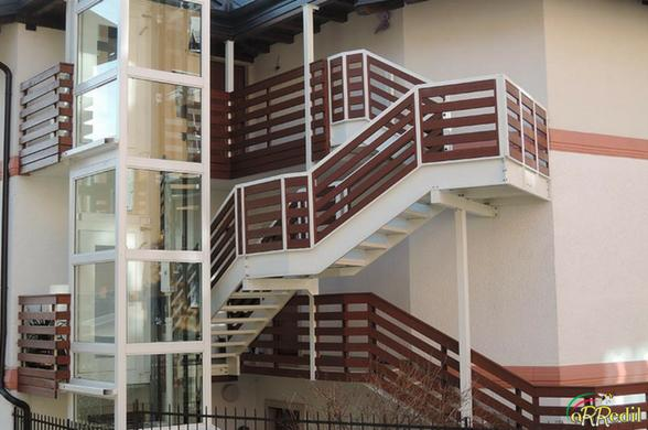 L'importanza delle scale di sicurezza ben progettate