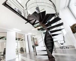 Scale da interno, elemento architettonico e di design