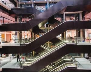 thyssenkrupp Elevator monta 16 scale mobili e 10 ascensori alla nuova Rinascente di Roma
