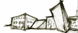 Schizzo di Libeskind