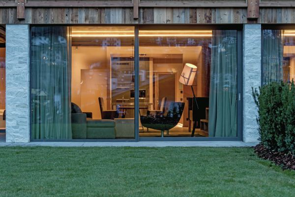 Finestre finstral isolamento di qualit - Isolamento acustico finestre ...