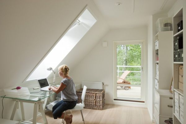 scrivania-mansarda