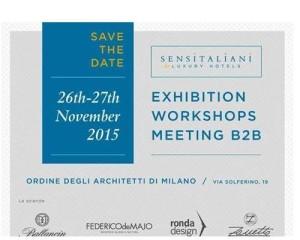 Sensitaliani for Luxury Hotels 1