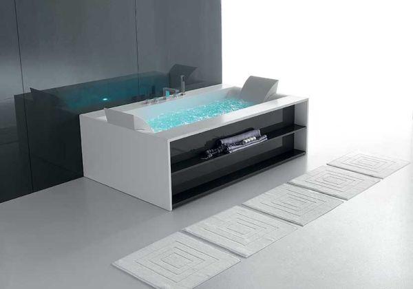Vasca Sensual nel colore bianco