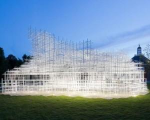 Fujimoto per il Serpentine Gallery Pavillon 1