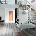 Stairiser XE di Stannah: il più avanzato dei servoscala per carrozzine
