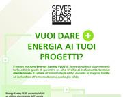 Energy Saving PLUS – Più energia per i tuoi progetti