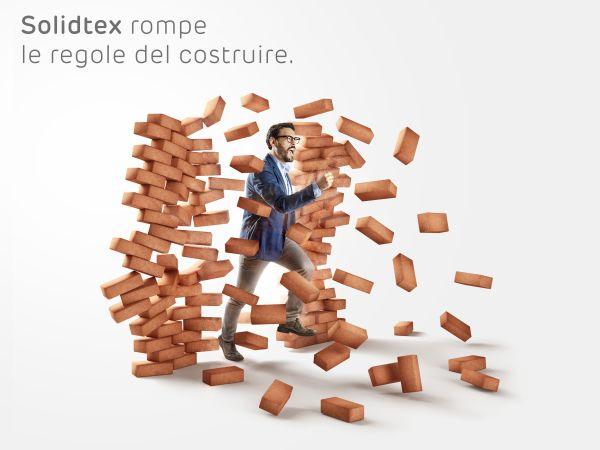 Solidtex è un nuovo sistema costruttivo a secco di Siniat