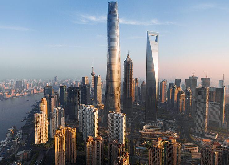 Shanghai Tower, Shangai