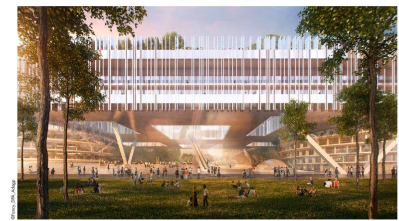 Nuovo istituto di design e innovazione a Shenzhen