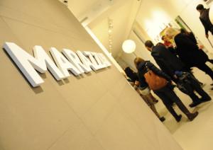 Blend e Block alla showroom Marazzi tra food e pavimenti