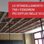 Edilizia scolastica: proteggere dallo sfondellamento è la priorità