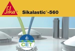 Sikalastic® 560, la nuova era dell'impermeabilizzazione
