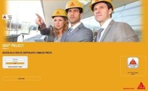 Sika ® Project, per capitolati e computi economici 1