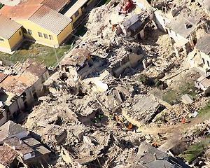 Un miliardo di euro per la prevenzione del rischio sismico 1