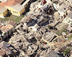 A confronto con i terremoti