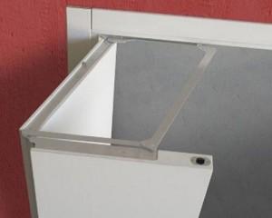 Come ridurre l'ingombro delle porte