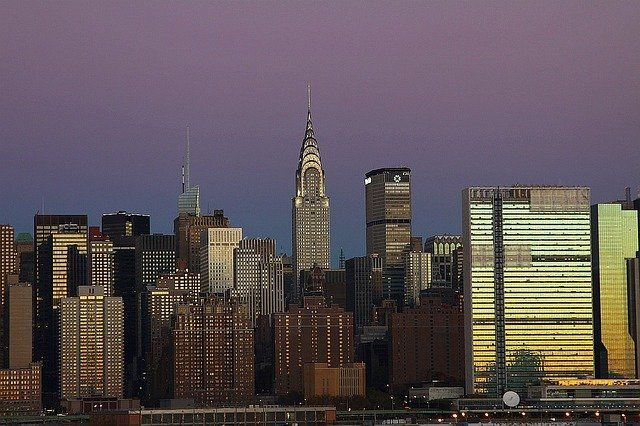 Lo skyline di New York
