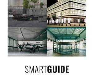 L'architettura con i mattoni in vetro nella Smart Guide di Seves