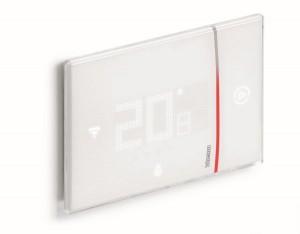 Smarther, il termostato connesso, ultimo nato del programma Eliot di Bticino