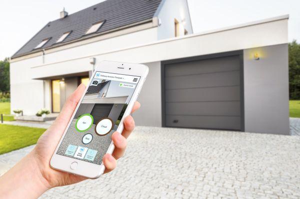 Controlla la tua porta garage tramite smartphone con CAME GO