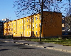 Social Housing in legno a Göttingen