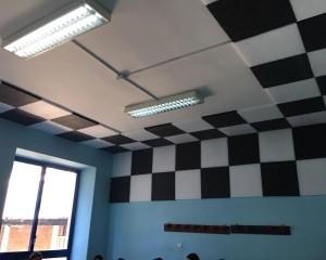 Interventi per la riqualificazione acustica delle aule scolastiche