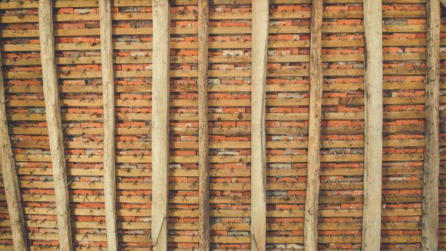 Degrado dei solai in legno