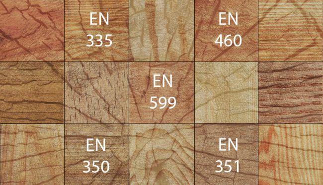 Specie legnose usate in edilizia, durabilità naturale, utilizzo e normativa
