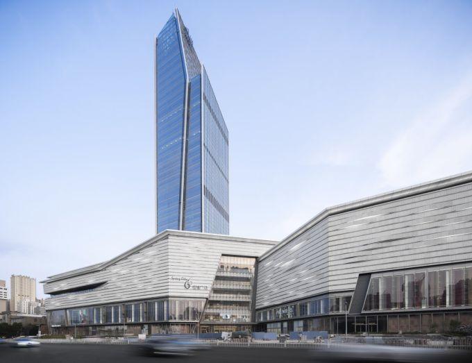 Spring city: Un grattacielo che sembra una falesia