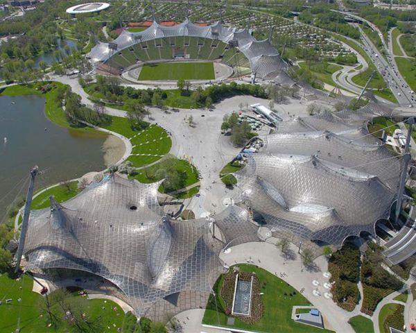 stadio olimpico monaco di baviera otto frei
