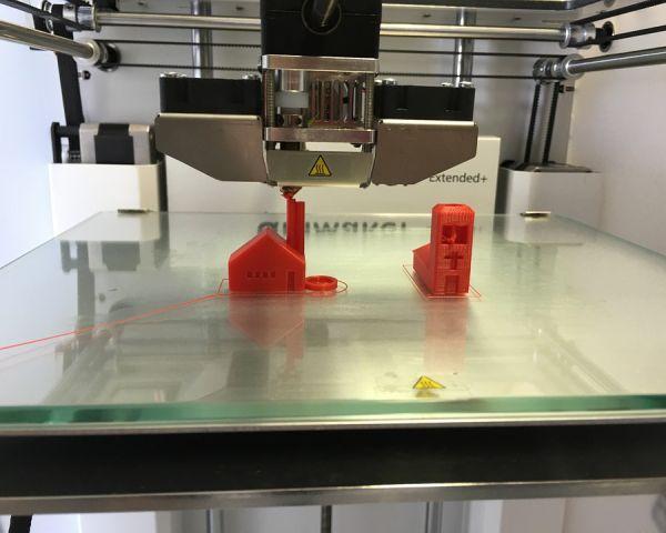 La stampa 3D in edilizia: opportunità e sperimentazioni