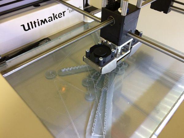 L'edilizia è tra i settori di applicazione della stampa 3D