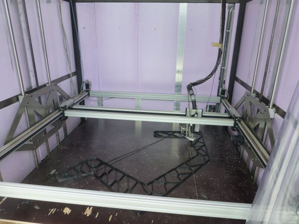Le potenzialità della stampa 3D in edilizia