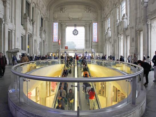 Stazione Milano Centrale