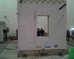 """Innovativo intonaco """"armato"""" per edifici più resistenti ai terremoti"""