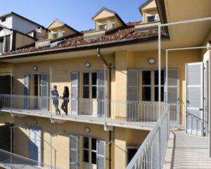 Una residenza per studenti nel centro di Torino