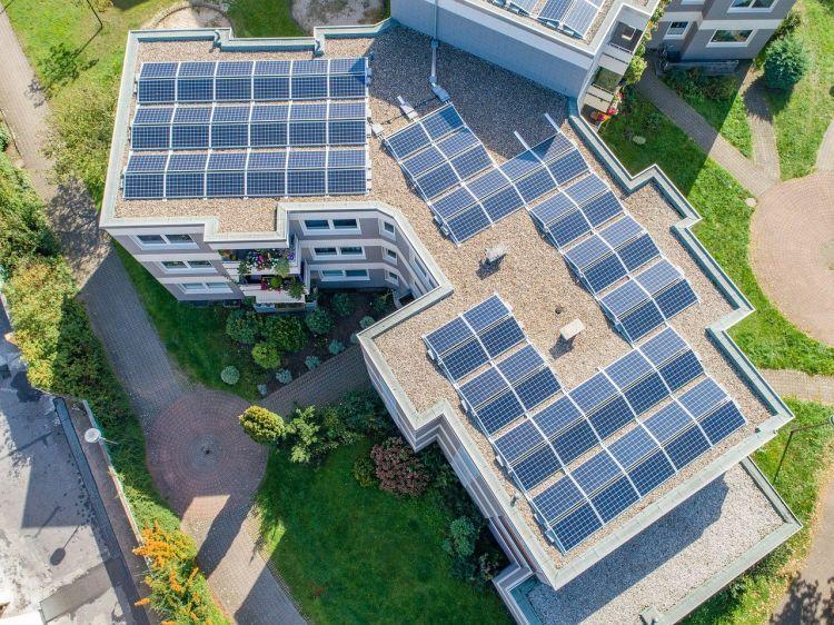 Superbonus e fotovoltaico su tetto