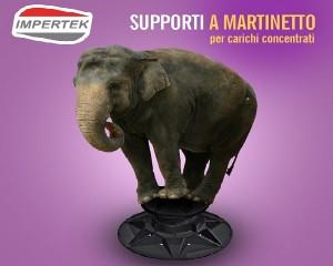 Supporti a martinetto per qualsiasi pavimentazione
