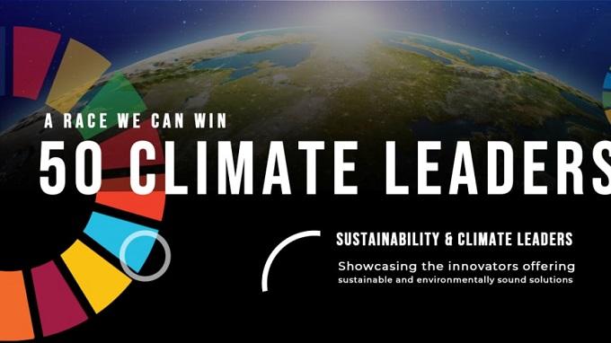 """REHAU tra i """"50 Sustainability & Climate Leaders"""""""