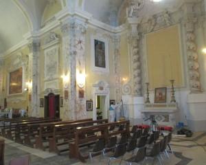 SYStab per il consolidamento di una Chiesa di fine '600
