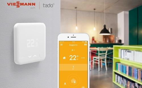 Viessmann - Tado° il termostato intelligente