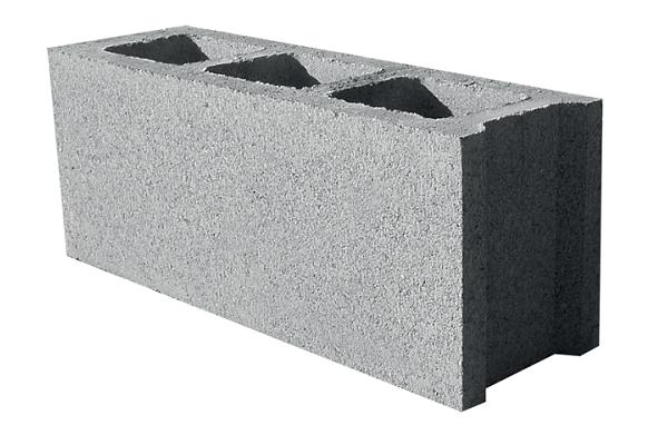 Blocco in cemento tagliafuoco ad alte prestazioni