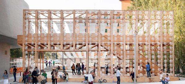 Premio Giovane talento dell'Architettura italiana 2018 a Orizzontale per il Progetto 8 ½