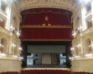 Rimini: il Teatro Amintore Galli torna in auge con un portone Hörmann
