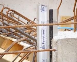 Sicurezza infrastrutture: calcestruzzo e cemento armato si auto-riparano con Penetron